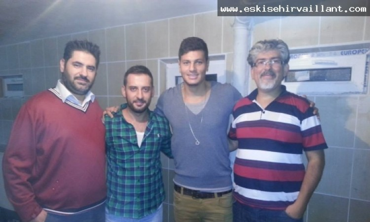 Hazar Teknik - Eskişehirspor diego angelo