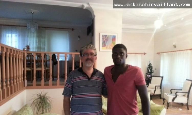 Hazar Teknik - Eskişehirspor Alfred N'Diaye